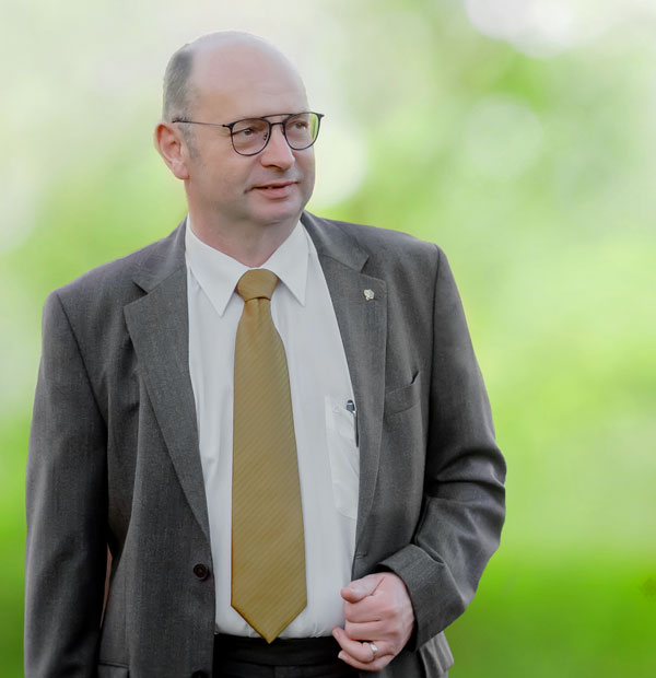 1. Bürgermeister Herbert Hemmelmann (Foto: Stephanie Philipp www.stephaniephilipp.de)