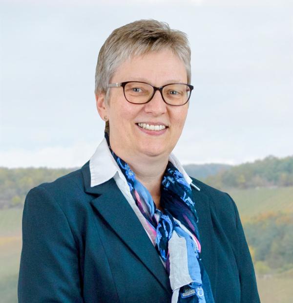 Ingrid Haimann, Vorsitzende AK 1200-Jahrfeier
